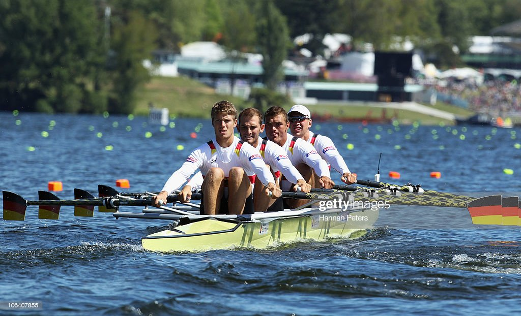 World Rowing Championships - Day 2