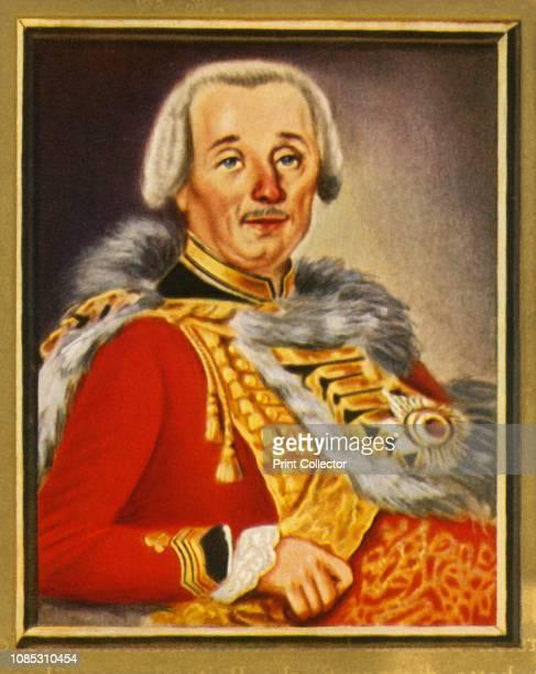 Hans Joachim Von Ziethen' Portrait of Hans Joachim von Zieten also known as Zieten aus dem Busch a cavalry general in the Prussian Army He served in...