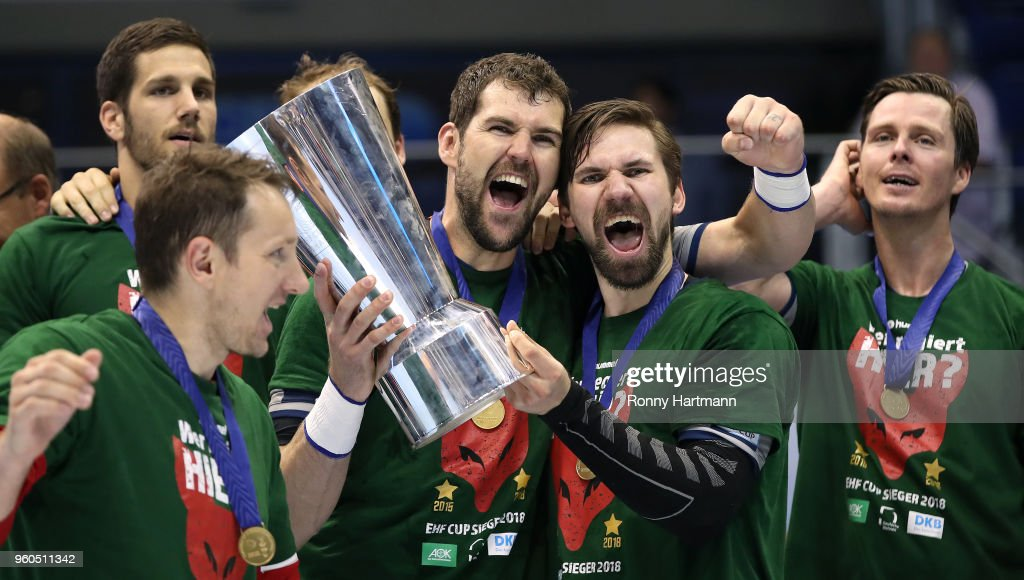 Saint-Raphael VHB v Fuechse Berlin - EHF Cup Finals 2018