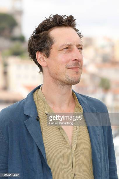 Hans Loew at the 'In My Room' Photocall during the 71st Cannes Film Festival at the Palais des Festivals on May ZZZ 2018 in Cannes France