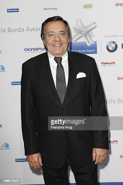 Hans Mahr at the 10th Anniversary Of The Felix Burda Award at Hotel Adlon in Berlin