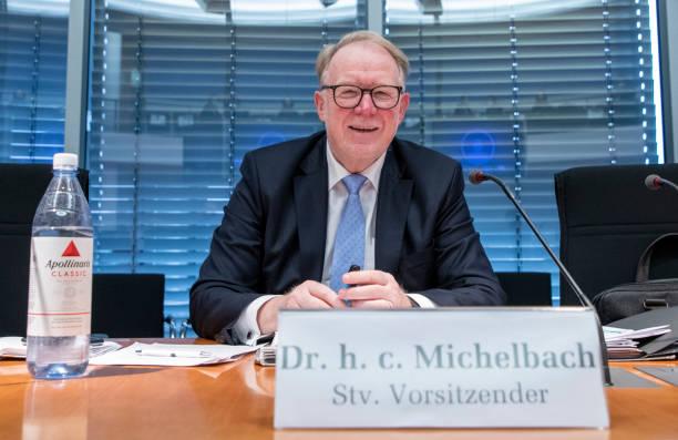 DEU: Wirecard Bundestag Investigation Hearings Continue