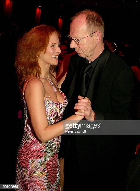 Hans Peter Korff Ehefrau Christiane Leuchtmann Gala 24 Sportpresseball Motto Titel Tanz und Tore Alte Oper Frankfurt Deutschland PNr 1443/2005...