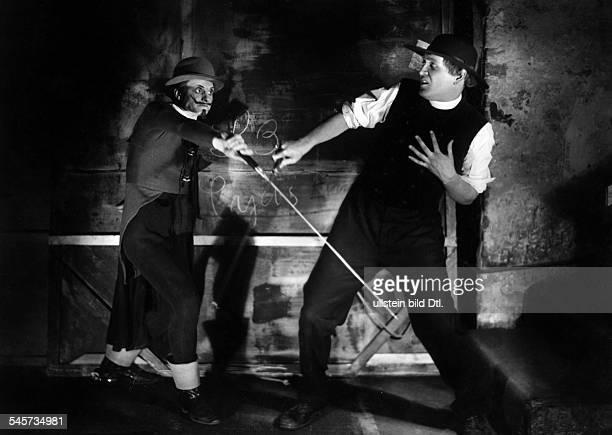 Hans Rehmann*-+Schauspieler, Dund Erwin Faber in 'Die lustigen Weiber von Windsor' von William ShakespeareDeutsches Theater Berlin, Regie: Heinz...
