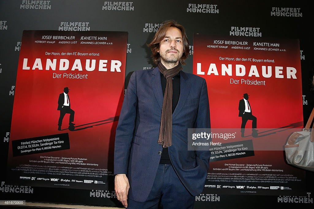 'Landauer - Der Praesident' - Munich Film Festival 2014 : News Photo