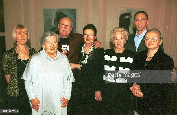 Hans Teuscher Ehefrau Helga Teuscher Schwester Petra Teuscher Stiefmutter Grai Teuscher Schwiegermutter Martha Schikowski Neffe Kay Schaarschmidt und...