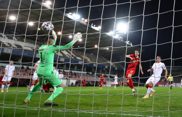 BEL: Belgium v Belarus - FIFA World Cup 2022 Qatar Qualifier