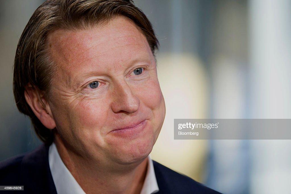 Ericsson Chief Executive Officer Hans Vestberg Interview