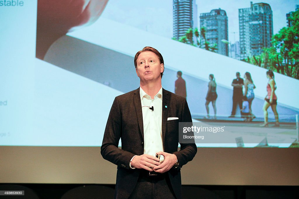 Ericsson AB Earnings News Conference
