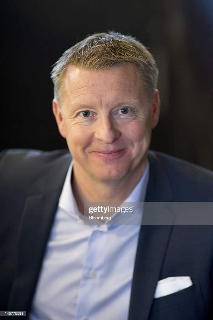 Ericcson CEO Hans Vestberg Interview