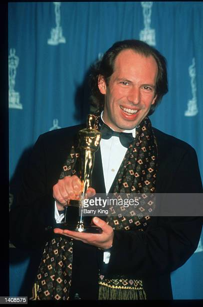 Hans Zimmer attends the 67th Annual Academy Awards ceremony March 27 1995 in Los Angeles CA This year''s ceremony recognizes excellence in a number...