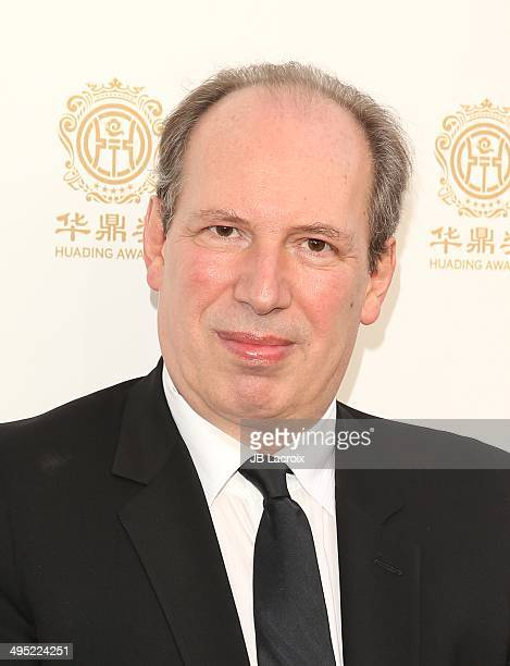 Hans Zimmer attends the Huading Film Awards at Ricardo Montalban Theatre on June 1 2014 in Los Angeles California