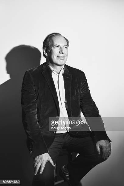 Hans Zimmer is photographed for The Hollywood Reporter on October 9 2016 in Los Angeles California