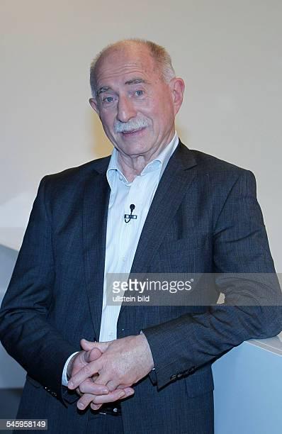 Hansch Werner Journalist Sports Reporter Germany