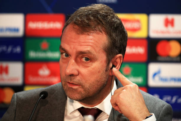 GBR: FC Bayern Munich Press Conference
