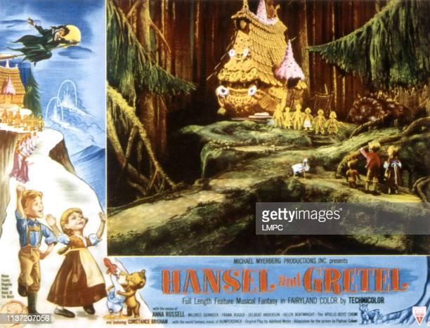 Hansel And Gretel lobbycard 1954