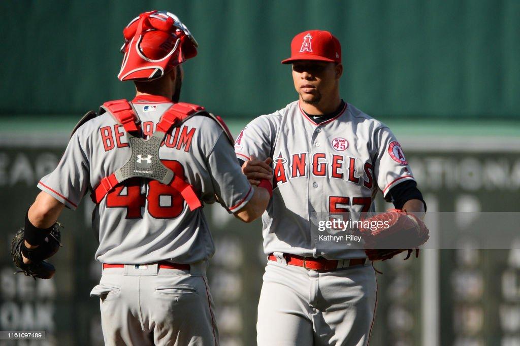 Los Angeles Angels v Boston Red Sox : News Photo