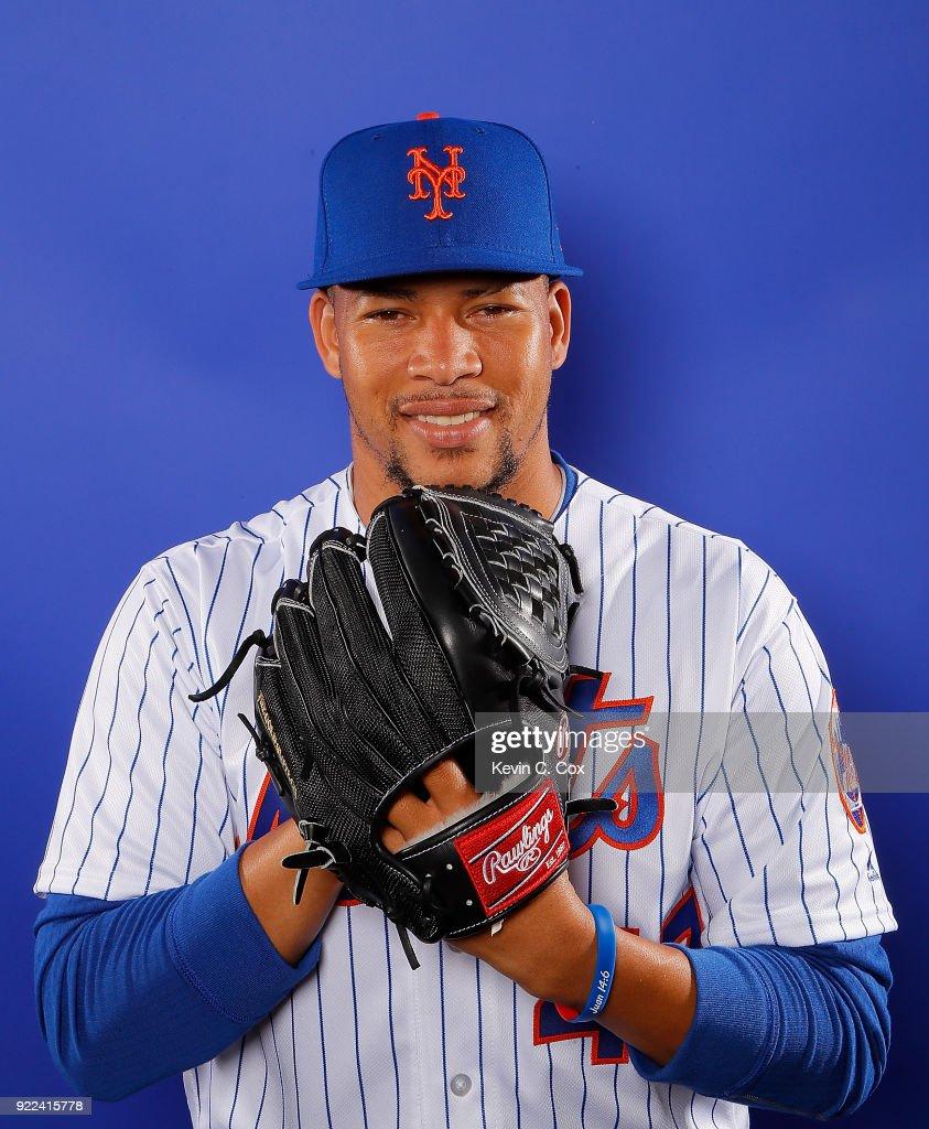 New York Mets Photo Day : News Photo