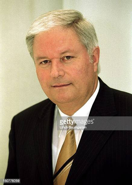 Hansgeorg HAUSER vicechairman of the land group of the CDU / CSU parliamentary group of the Federal German Parliament