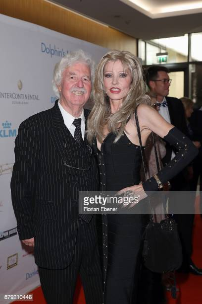 HansGeorg Muth and Gisela Muth attend the charity event Dolphin's Night at InterContinental Hotel on November 25 2017 in Duesseldorf Germany