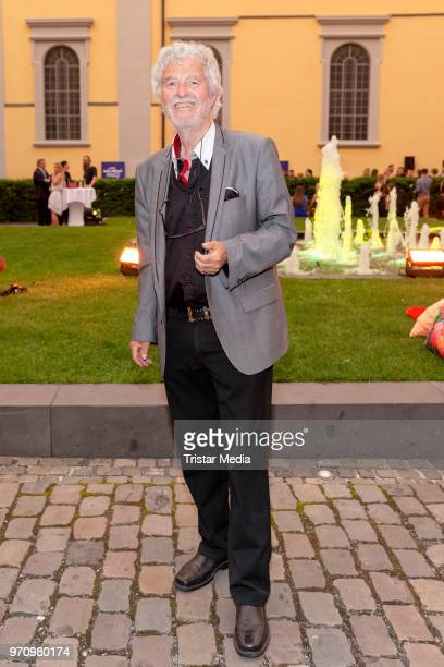 HansGeorg Muth attends the 'Media Night And Polo Player Night' at De Medici Hotel on June 9 2018 in Duesseldorf Germany