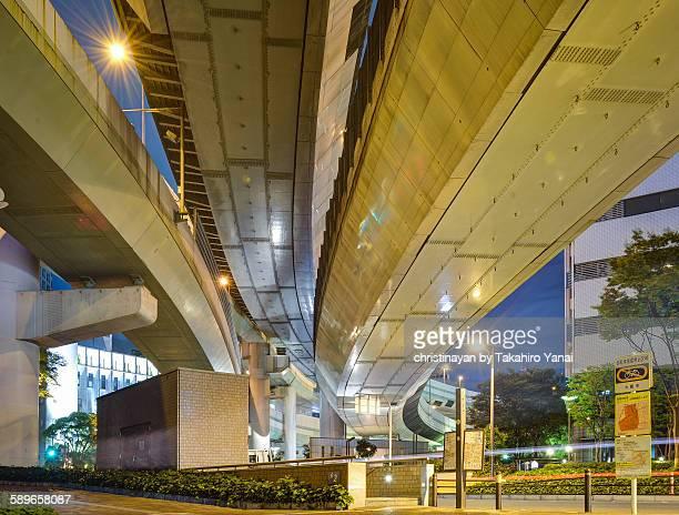 Hanshin Expressway Route 11 Ikeda Line, Umeda exit