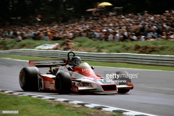 HansJoachim Stuck ShadowFord DN9 Grand Prix of Great Britain Brands Hatch 16 July 1978