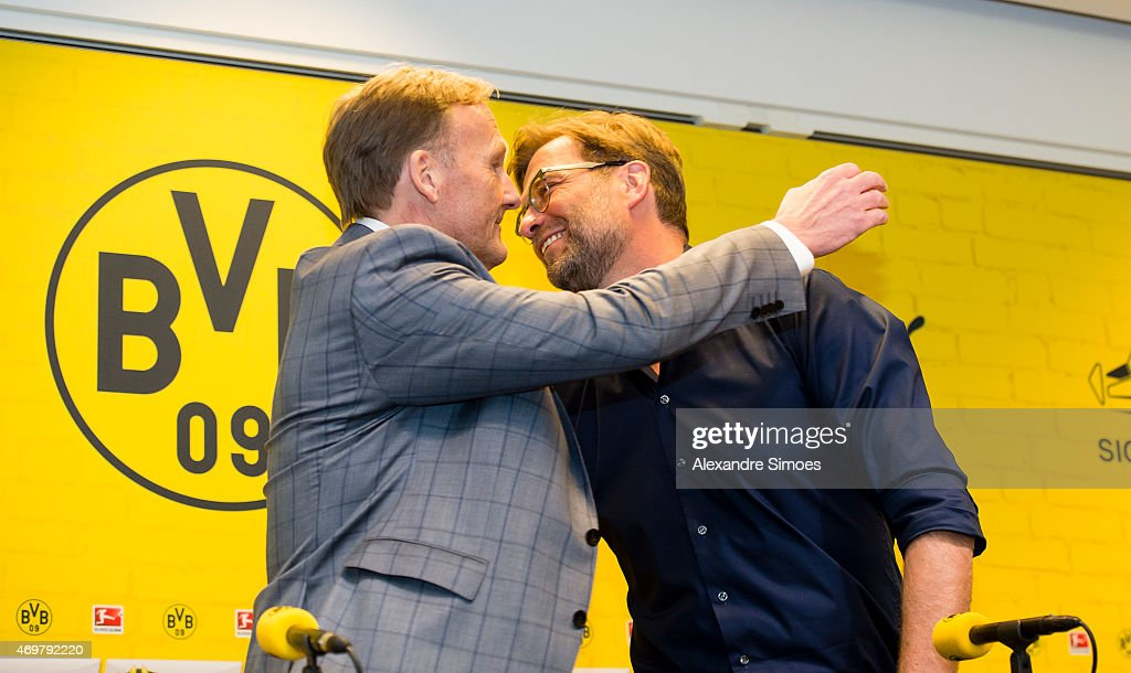Borussia Dortmund - Press Conference : ニュース写真