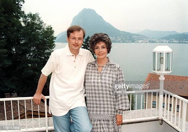 HansJürgen Schatz Sonja ZiemannFerienwohnung in Lugano/Italien Homestory