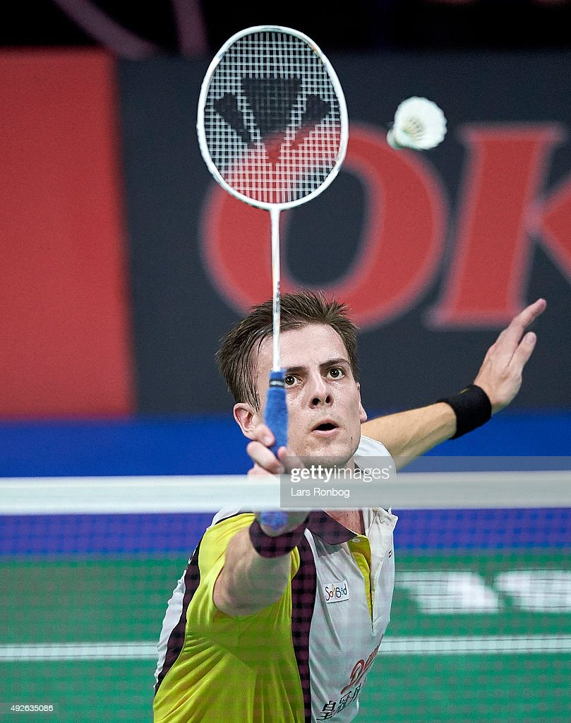 Yonex Denmark Open Badminton - Day Two