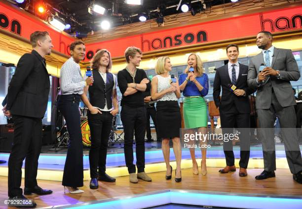 AMERICA Hanson performs live on 'Good Morning America' on Friday May 5 2017 airing on the ABC Television Network HANSON ROBIN