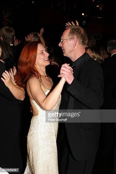 HansPeter Korff Ehefrau Christiane Leuchtmann Gala 23 Sportpresseball Frankfurt Alte Oper BallSaal Tanz tanzen Promi Promis Prominenter Prominente...
