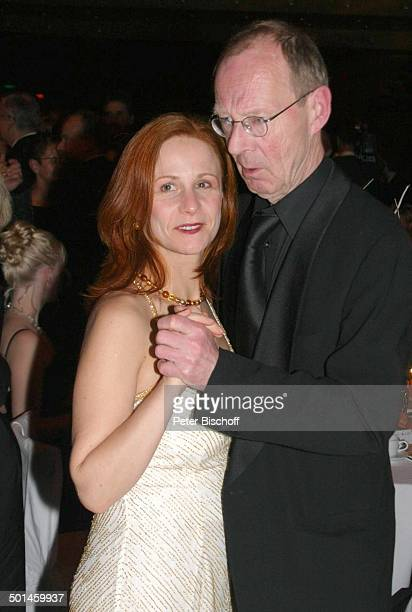 HansPeter Korff Ehefrau Christiane Leuchtmann Gala 23 Sportpresseball Alte Oper Frankfurt Hessen Deutschland Europa tanzen Ehemann Schauspieler...