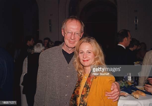 HansPeter Korff Ehefrau Christiane LeuchtmannGünterStrackFernsehpreis 2000 Handelskammer Hamburg