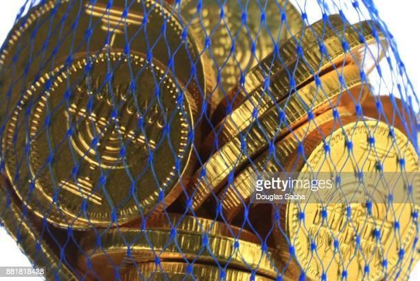 Hanukkah coins