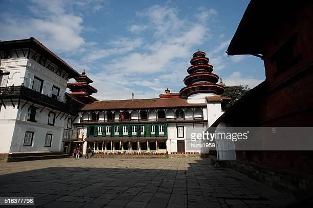 Hanuman Dhoka Royal Palace Complex