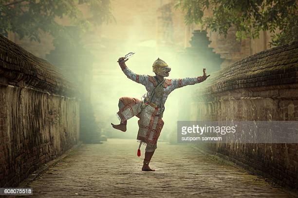 hanuman ramayana - mythology stock pictures, royalty-free photos & images