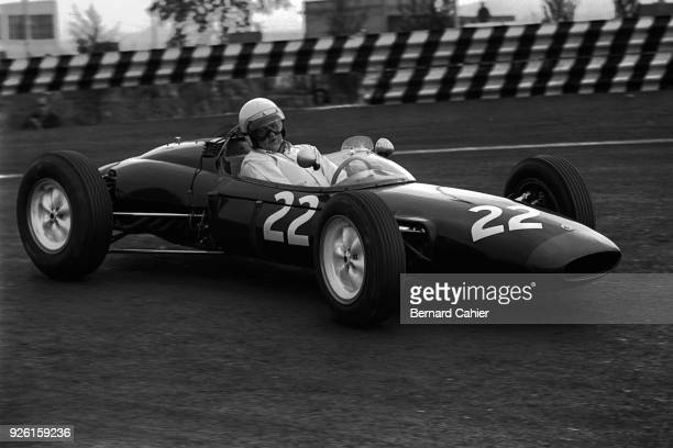 Hap Sharp LotusBRM 24 Grand Prix of Mexico Autodromo Hermanos Rodriguez Magdalena Mixhuca 27 October 1963