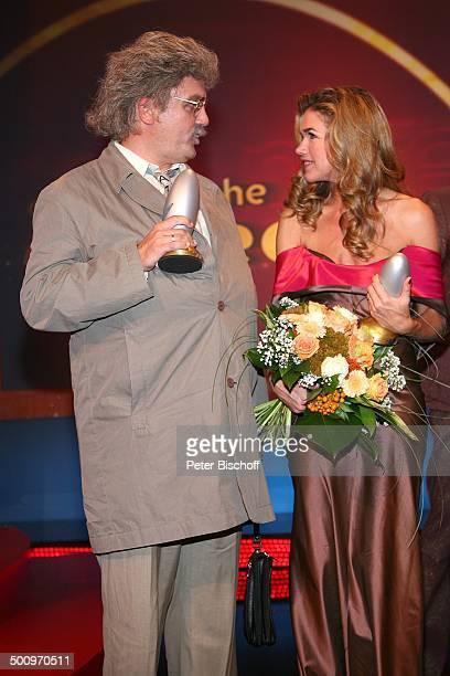 Hape Kerlkeling Anke Engelke RTLShow Der Deutsche Comedy Preis 2006 Coloneum Köln Deutschland PNr 1403/2006 Preisvreisverleihung Gala Auszeichnung...