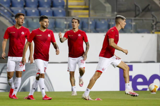 ISR: Hapoel Be'er Sheva v Slavia Praha: Group C - UEFA Europa League