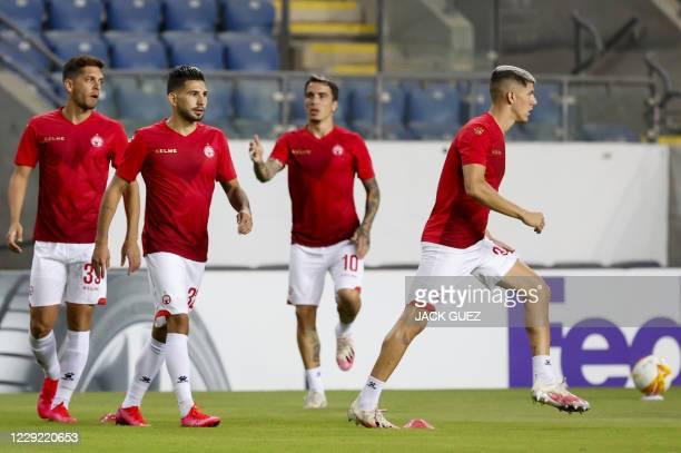 ISR: Hapoel Be'er Sheva v Slavia Praha: Group C - UEFA Europa League