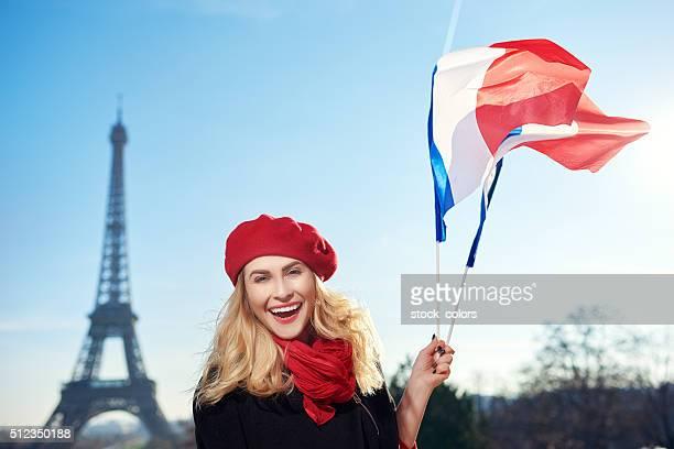 Glück und city-Kurzurlaub in Paris