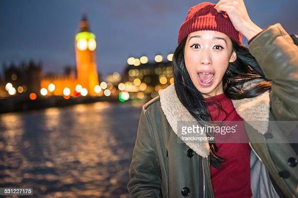幸福中国観光でロンドン
