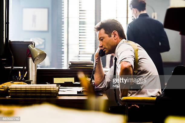 AQUARIUS 'Happiness is a Warm Gun' Episode 202 Pictured David Duchovny as Sam Hodiak