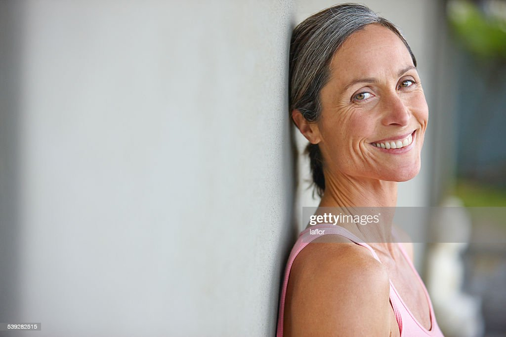 Happiness is an inside job : Stock Photo