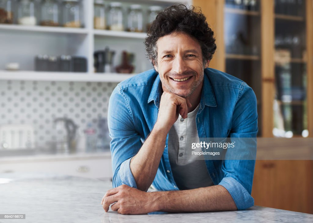 Happiness looks good on you : Stock Photo