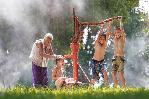 Happiness of local life - gettyimageskorea