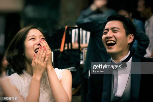 幸福 - 結婚式 ストックフォトと画像