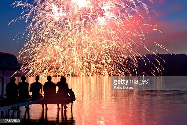 happy 4th of july - independence day stock pictures, royalty-free photos & images