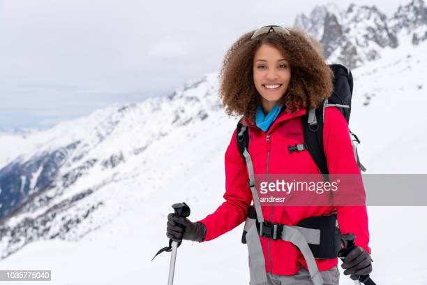 Naked black woman outdoor skiing African American Ski Photos And Premium High Res Pictures Getty Images